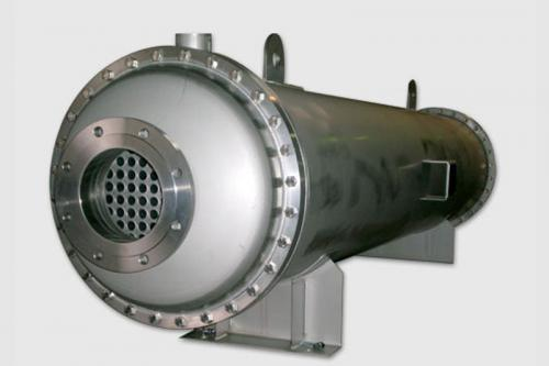 Röhrenkondensator aus Edelstahl